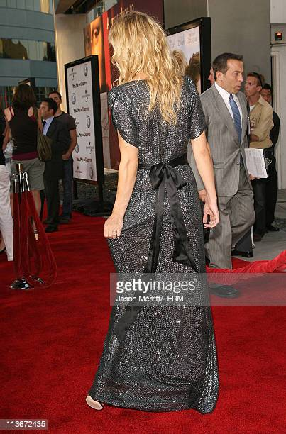 Kate Hudson during 'You Me and Dupree' World Premiere Arrivals at Arclight in Hollywood California United States
