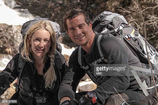 GRYLLS 'Kate Hudson' Episode 203 Pictured Kate Hudson Bear Grylls