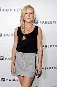 Kate Hudson hosts a shopping event at Fabletics to benefit Bright Pink on October 22 2015 in Woodland Hills California