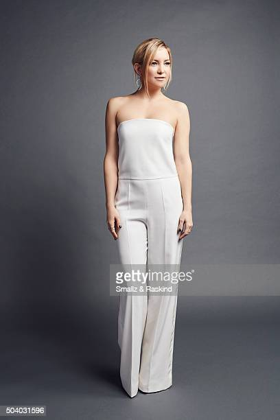 Kate Hudson poses for a portrait at the 2016 People's Choice Awards at the Microsoft Theater on January 6 2016 in Los Angeles California