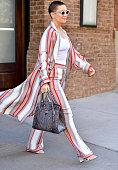 Celebrity Sightings in New York City - September 23,...