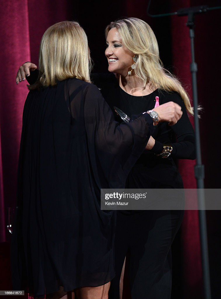 <a gi-track='captionPersonalityLinkClicked' href=/galleries/search?phrase=Kate+Hudson&family=editorial&specificpeople=156407 ng-click='$event.stopPropagation()'>Kate Hudson</a> speaks on stage at the Breast Cancer Foundation's Hot Pink Party at the Waldorf Astoria Hotel on April 17, 2013 in New York City.