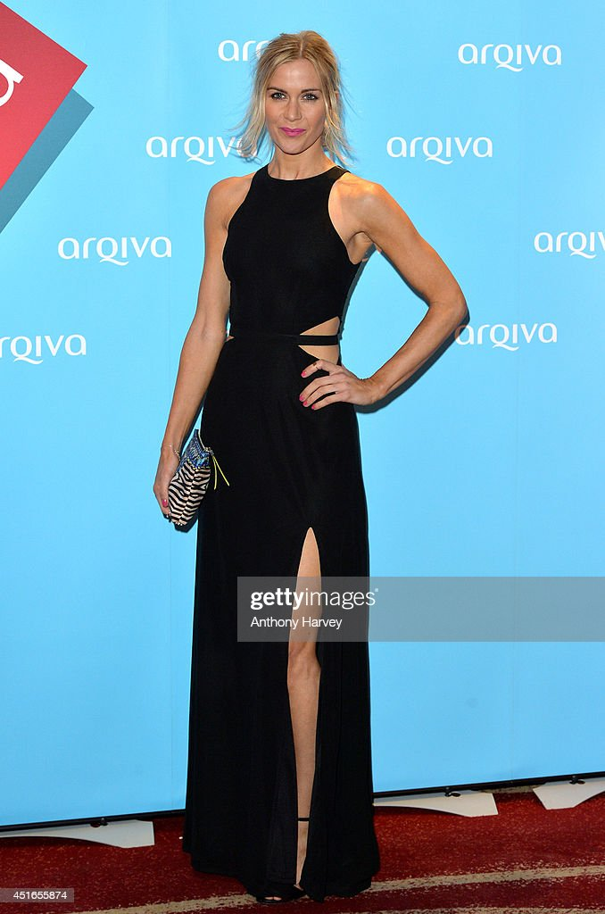 Kate Lawler attends the Arqiva Commercial Radio Awards at Westminster Bridge Park Plaza Hotel on July 3, 2014 in London, England.