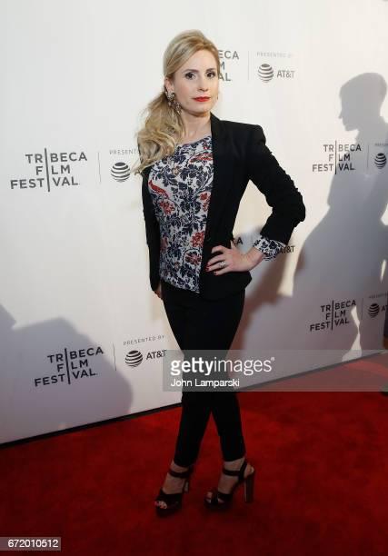 Kate Ledger attends 'I Am Heath Ledger ' during the 2017 Tribeca Film Festival at Spring Studios on April 23 2017 in New York City