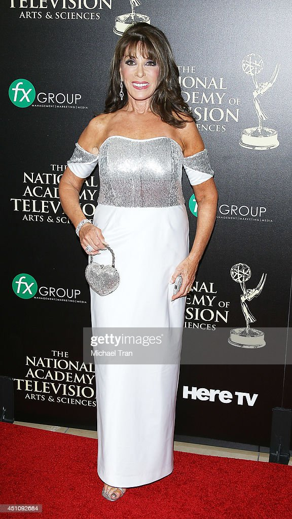 Kate Linder arrives at the 41st Annual Daytime Emmy Awards held at The Beverly Hilton Hotel on June 22 2014 in Beverly Hills California