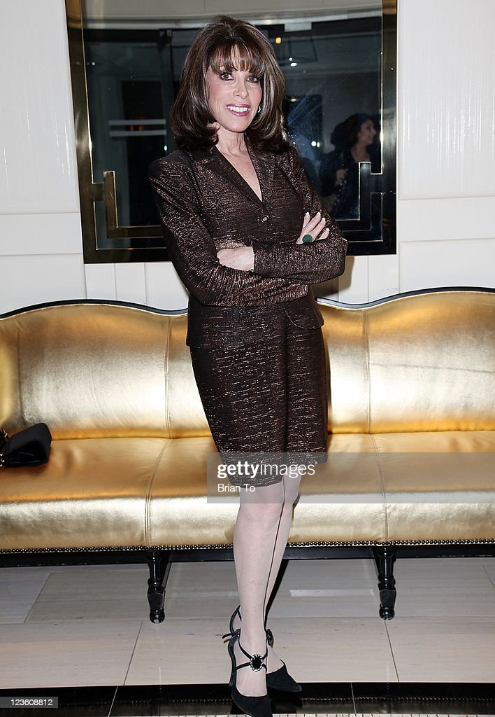 Kate Linder attends 18th annual MMPA Oscar week luncheon honoring student filmmakers and civic honorees at The London Hotel on February 24 2011 in...