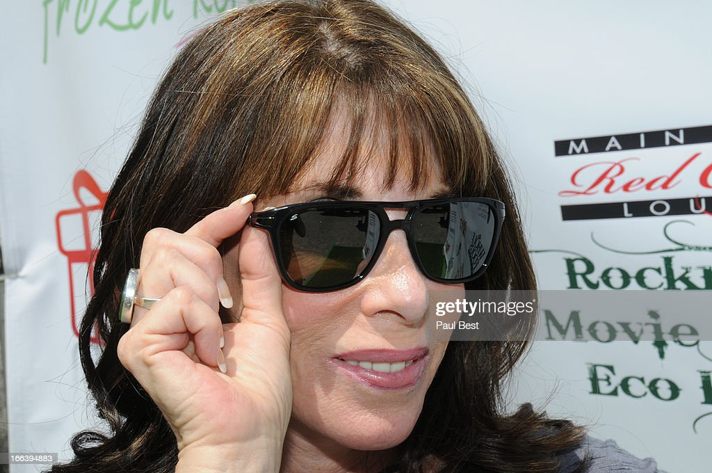 Kate Linder attends 3rd Annual Rockn Rolla Movie Awards Eco Party on April 11, 2013 in Los Angeles, California.