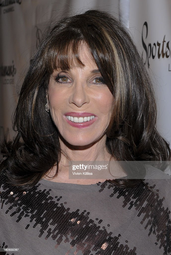 <a gi-track='captionPersonalityLinkClicked' href=/galleries/search?phrase=Kate+Linder&family=editorial&specificpeople=213145 ng-click='$event.stopPropagation()'>Kate Linder</a> attends The Borgnine Movie Star Gala at Sportsmen's Lodge Event Center on February 23, 2013 in Studio City, California.