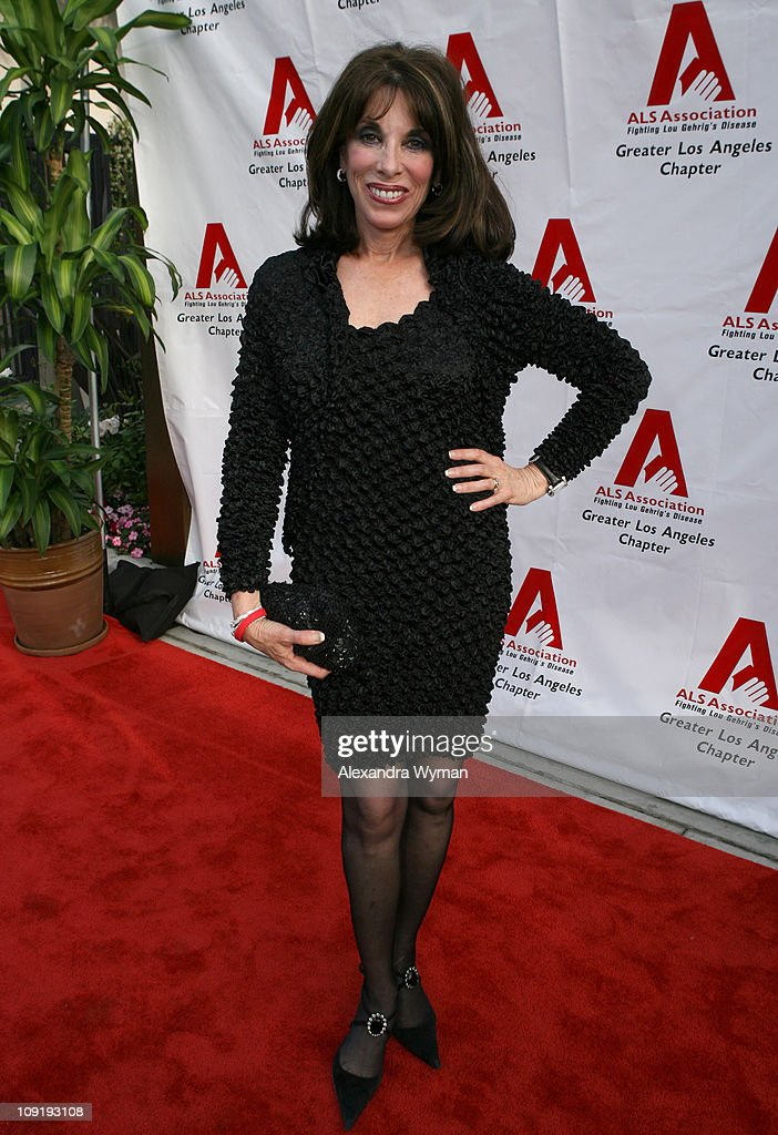 Kate Linder during ALS Benefit Hosted by Entertainment Tonight's Mark Steines at Geffen Playhouse in Los Angeles California United States