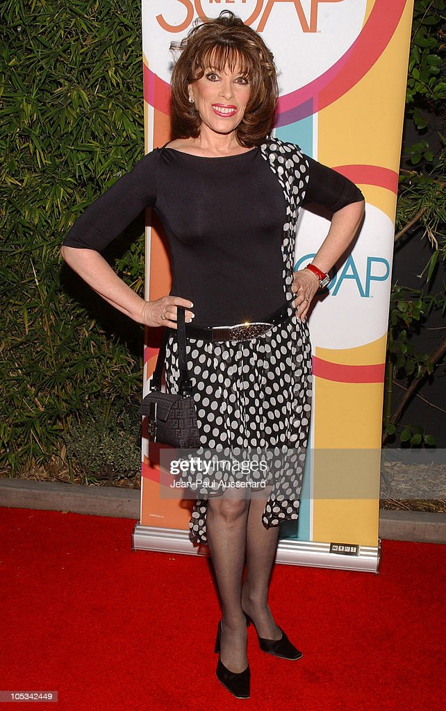 Kate Linder during SOAPnet Fall 2004 Launch Party at Falcon in Hollywood California United States