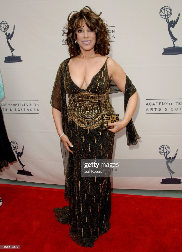 Kate Linder during The 33rd Annual Daytime Creative Arts Emmy Awards in Los Angeles Arrivals at The Grand Ballroom at Hollywood and Highland in...