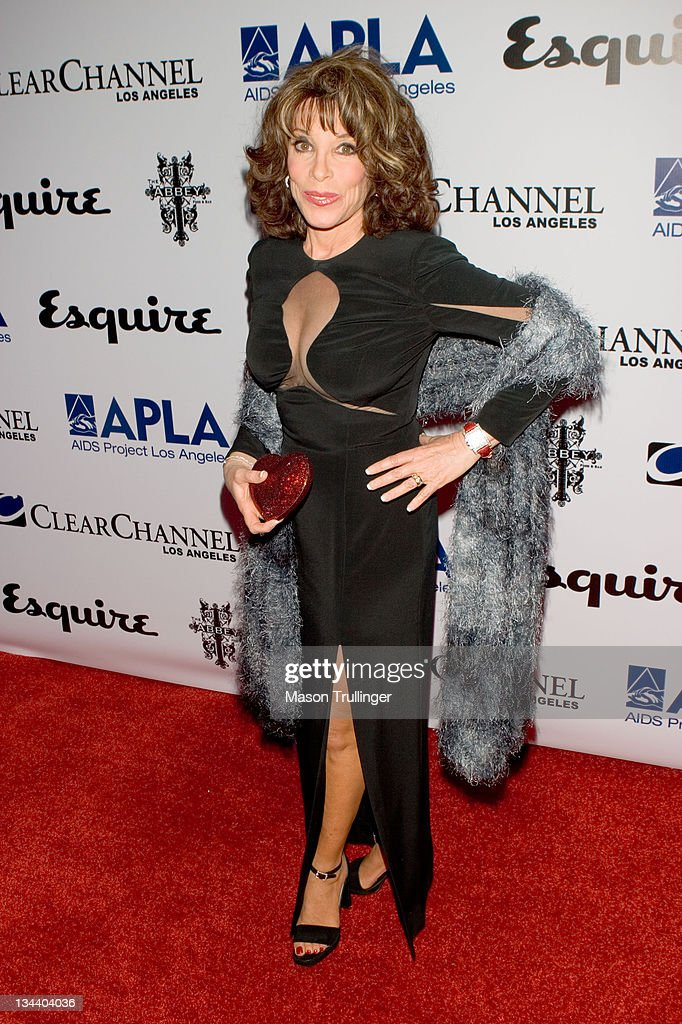 Kate Linder during The Abbey/Esquire Magazine's 'The Envelope Please' Oscar Party Arrivals at The Abbey in Los Angeles CA United States