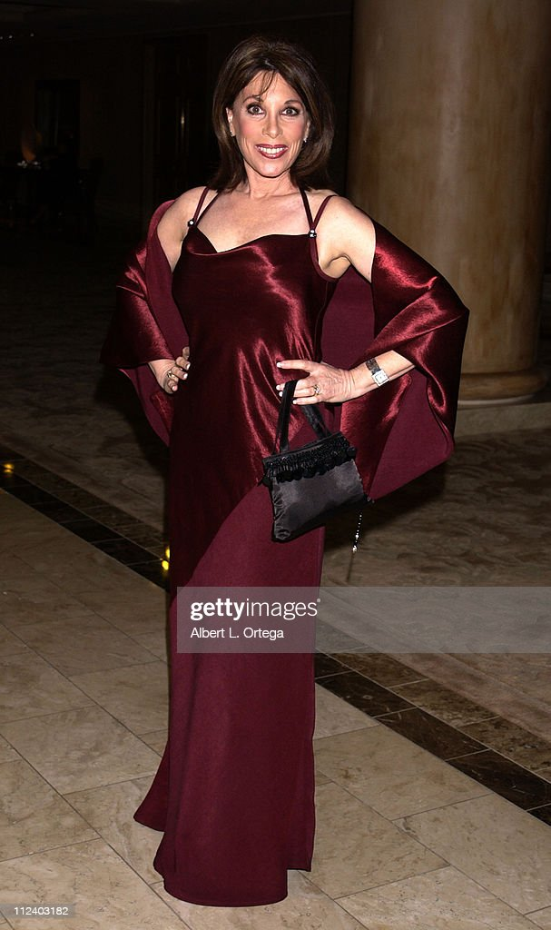 Kate Linder during 'Wish Night 2002' Gala Honoring Halle Berry by The MakeAWish Foundation at The St Regis Hotel in Century City California United...