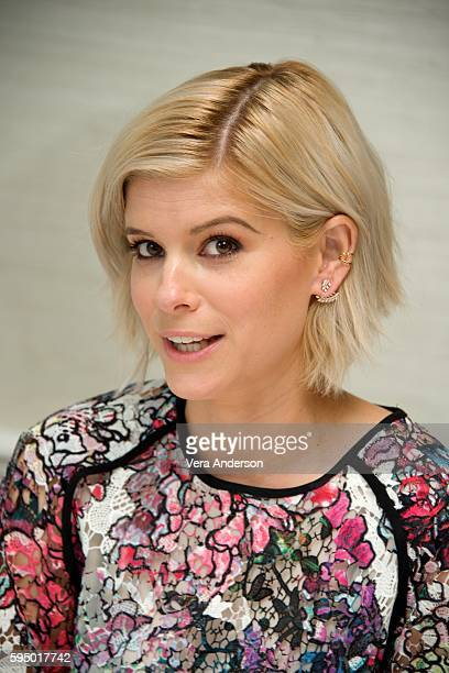 Kate Mara at the 'Morgan' Press Conference at the London Hotel on August 23 2016 in West Hollywood California