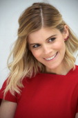 Kate Mara at the 'Transcendence' Press Conference at the Four Seasons Hotel on April 6 2014 in Beverly Hills California