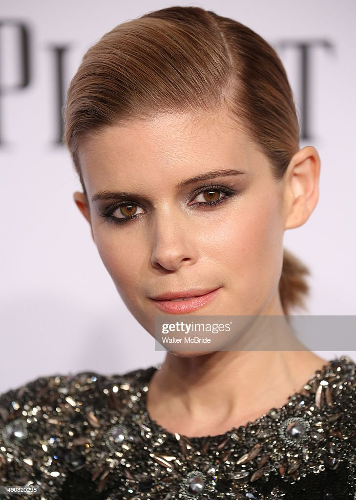 Kate Mara attends American Theatre Wing's 68th Annual Tony Awards at Radio City Music Hall on June 8, 2014 in New York City.