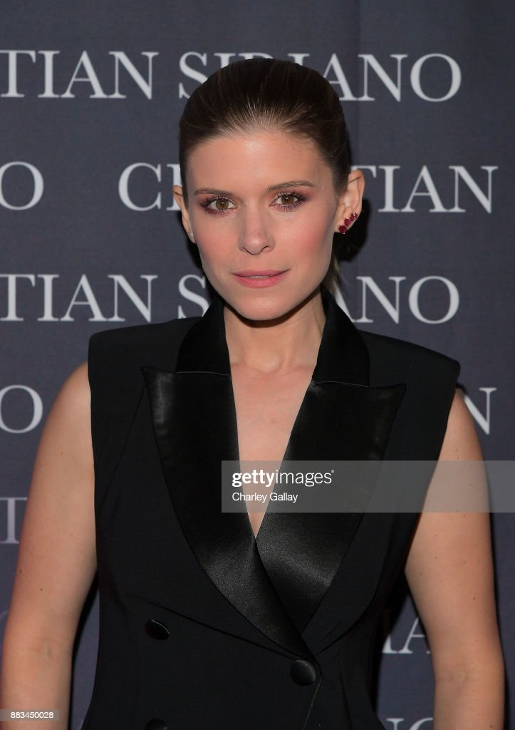 Kate Mara attends Christian Siriano's celebration of the launch of his new book 'Dresses To Dream About' in Los Angeles at Chateau Marmont on November 30, 2017 in Los Angeles, California.