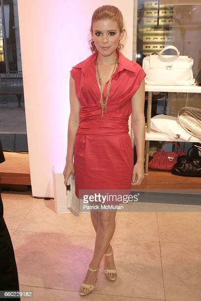 Kate Mara attends Debi Mazar and Adrian Grenier Host Salvatore Ferragamos Benefit for LAUILA EARTHQUAKE Victims at Salvatore Ferragamo on June 2 2009...