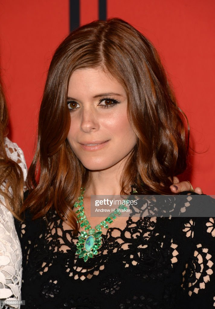 Kate Mara attends the 2013 CFDA Fashion Awards on June 3, 2013 in New York, United States.