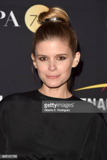 Kate Mara attends the HFPA InStyle annual celebration of 2017 Toronto International Film Festival at Windsor Arms Hotel on September 9 2017 in...