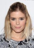 Kate Mara attends The Humane Society Of The United States 60th Anniversary Benefit Gala held at The Beverly Hilton Hotel on March 29 2014 in...