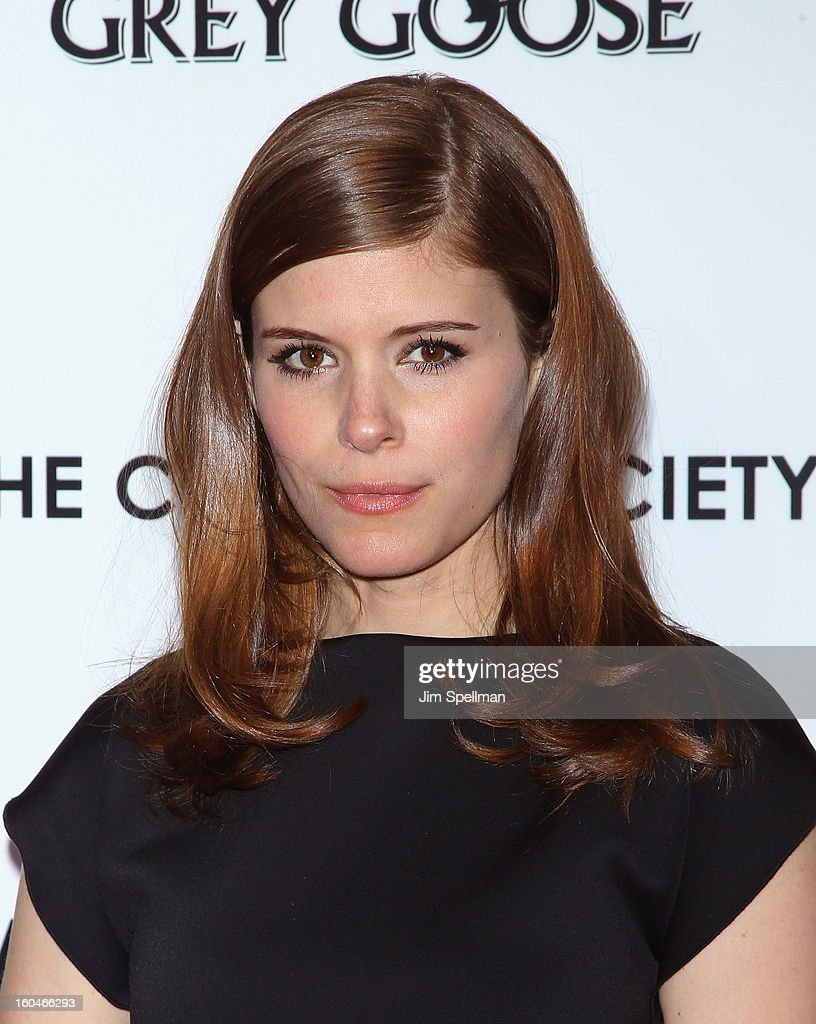 Kate Mara attends the Open Road With The Cinema Society And Michael Kors Host The Premiere Of 'Side Effects' at AMC Lincoln Square Theater on January 31, 2013 in New York City.