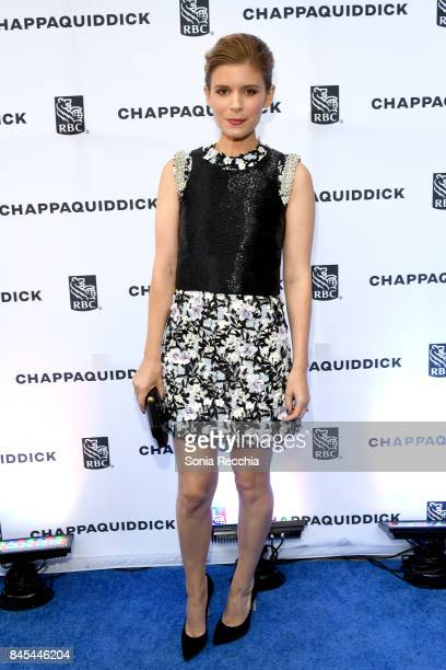 Kate Mara attends the RBC hosted Chappaquiddick cocktail party at RBC House Toronto Film Festival 2017 on September 10 2017 in Toronto Canada