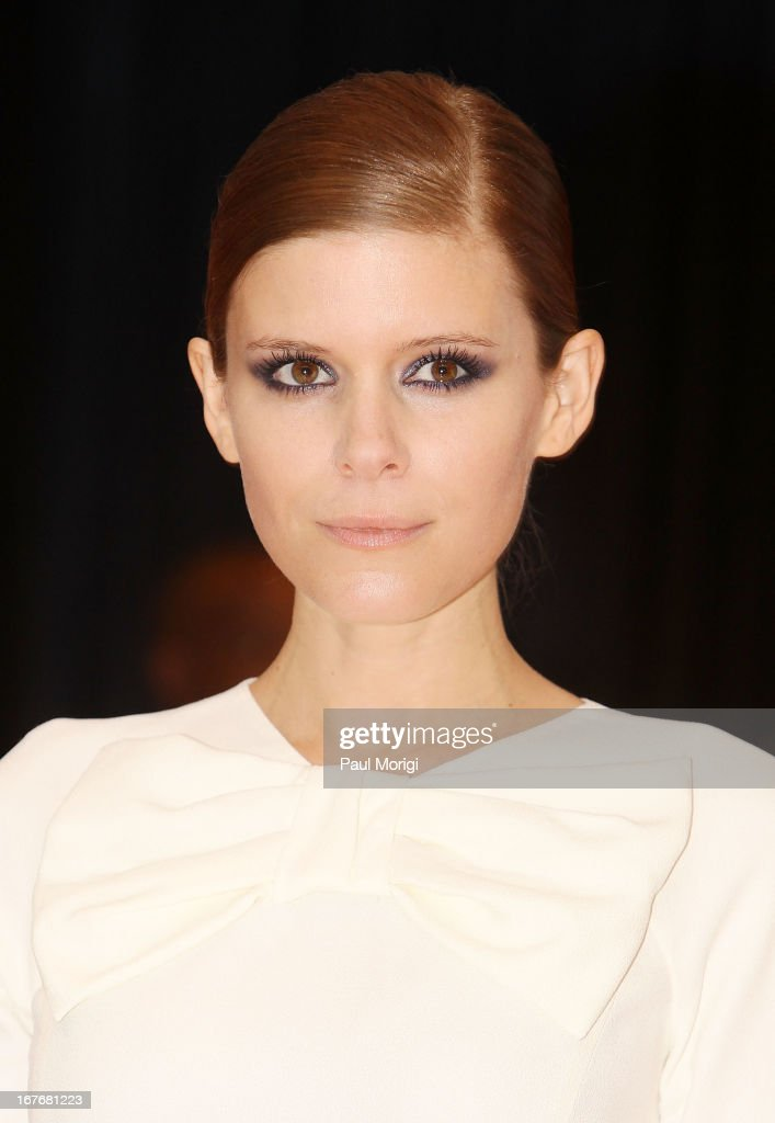 Kate Mara attends the White House Correspondents' Association Dinner at the Washington Hilton on April 27, 2013 in Washington, DC.