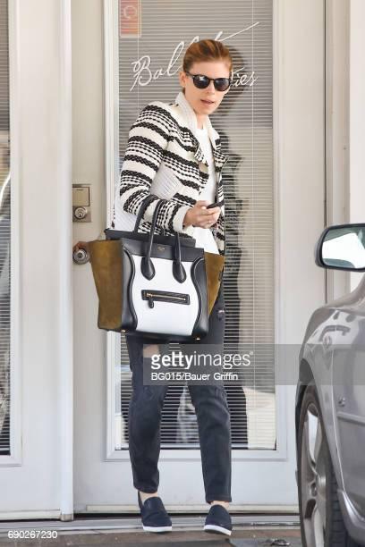 Kate Mara is seen on May 30 2017 in Los Angeles California