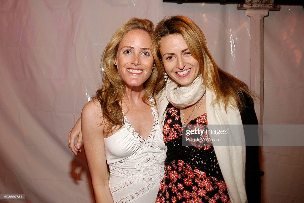 Kate Meckler and Stacy Pashcowgardi attend LOVE HEALS The Alison Gertz Foundation for AIDS Education at Luna Farm Sagaponack on June 23, 2007 in Sagaponack, New York.