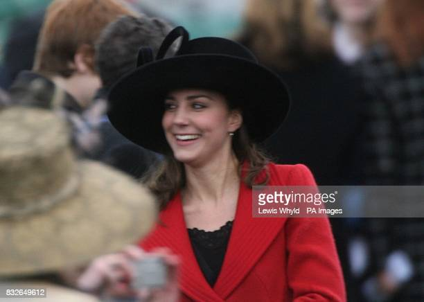 Kate Middleton at the Sovereign's Parade at the Royal Military Academy Sandhurst