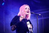 Kate Miller-Heidke Performs In Sydney