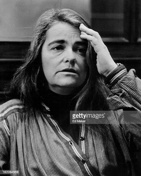 APR 17 1979 APR 19 1979 Kate Millett Recalls her fear in Iran