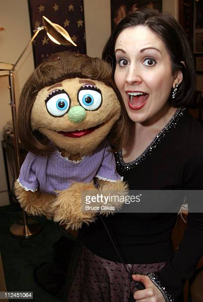 Kate Monster and Stephanie D'Abruzzo during 'Nothing Like a Dame 2004' A Benefit for The Phyllis Newman Health Initiative and Broadway Cares/Actors...