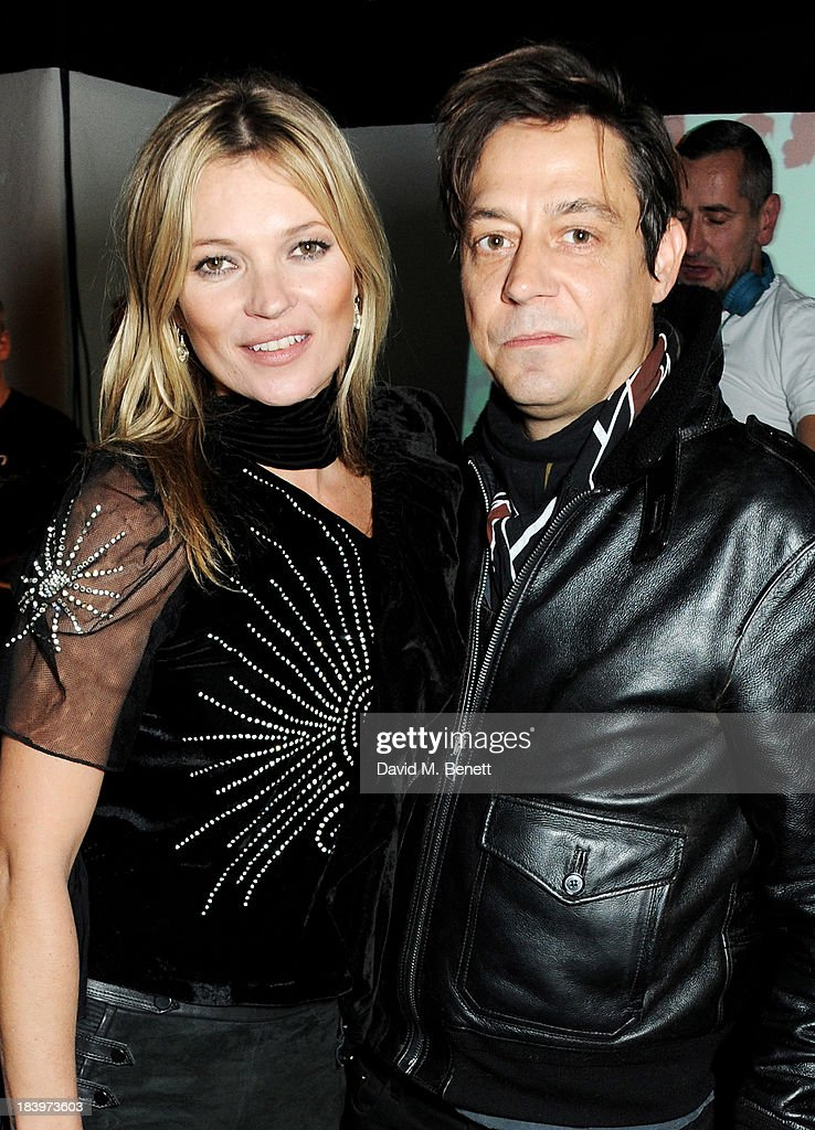 <a gi-track='captionPersonalityLinkClicked' href=/galleries/search?phrase=Kate+Moss&family=editorial&specificpeople=201830 ng-click='$event.stopPropagation()'>Kate Moss</a> (L) and <a gi-track='captionPersonalityLinkClicked' href=/galleries/search?phrase=Jamie+Hince&family=editorial&specificpeople=220566 ng-click='$event.stopPropagation()'>Jamie Hince</a> attend the Rimmel London 180 Years of Cool party at the London Film Museum on October 10, 2013 in London, England.