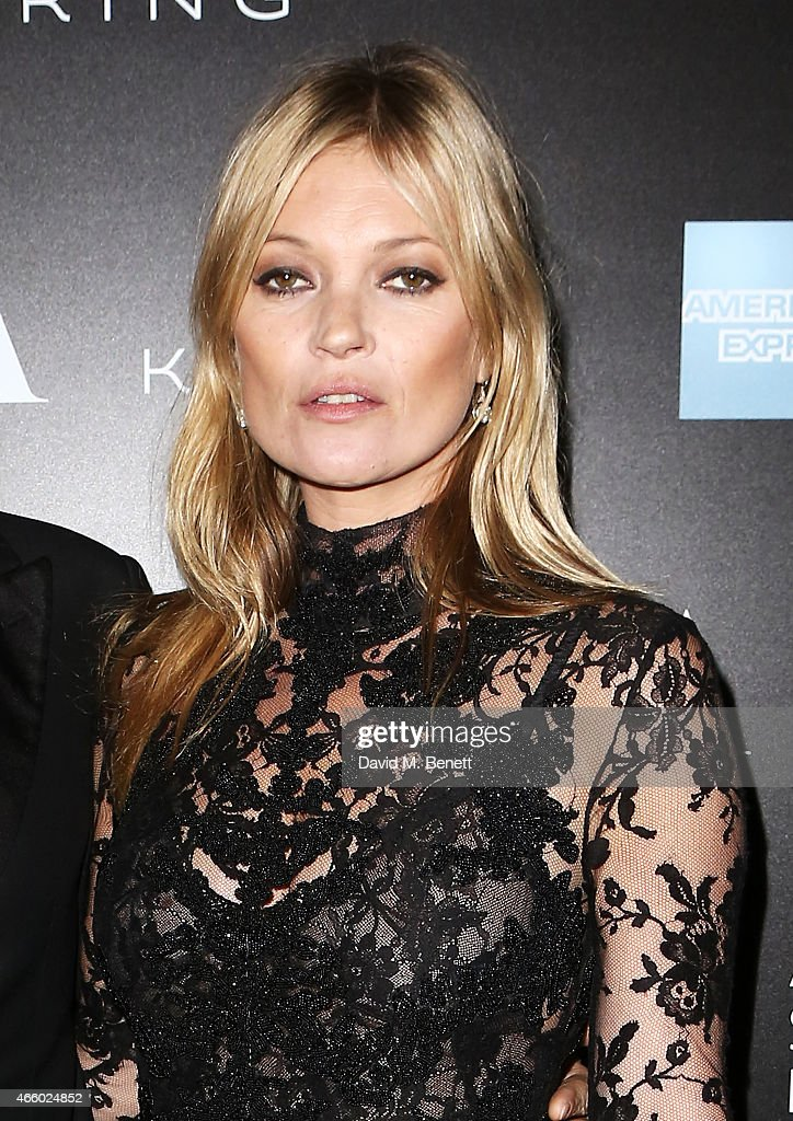 <a gi-track='captionPersonalityLinkClicked' href=/galleries/search?phrase=Kate+Moss&family=editorial&specificpeople=201830 ng-click='$event.stopPropagation()'>Kate Moss</a> arrives at the Alexander McQueen: Savage Beauty Fashion Gala at the V&A, presented by American Express and Kering on March 12, 2015 in London, England.
