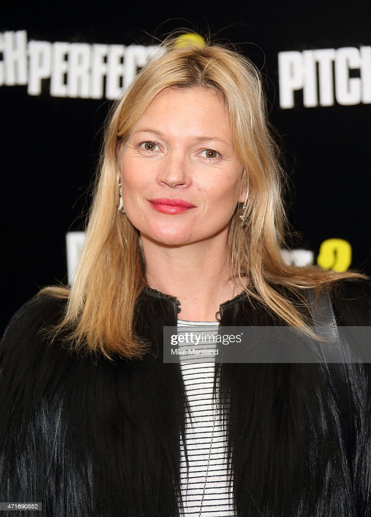 <a gi-track='captionPersonalityLinkClicked' href=/galleries/search?phrase=Kate+Moss&family=editorial&specificpeople=201830 ng-click='$event.stopPropagation()'>Kate Moss</a> attends a VIP screening of 'Pitch Perfect 2' at The Mayfair Hotel on April 30, 2015 in London, England.