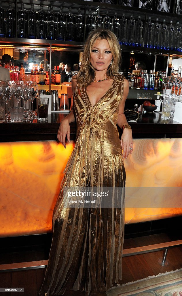 <a gi-track='captionPersonalityLinkClicked' href=/galleries/search?phrase=Kate+Moss&family=editorial&specificpeople=201830 ng-click='$event.stopPropagation()'>Kate Moss</a> attends an after party celebrating the launch of 'Kate: The <a gi-track='captionPersonalityLinkClicked' href=/galleries/search?phrase=Kate+Moss&family=editorial&specificpeople=201830 ng-click='$event.stopPropagation()'>Kate Moss</a> Book' hosted by Marc Jacobs, published by Rizzoli New York and supported by Ciroc Ultra Premium Vodka at 50 St. James on November 15, 2012 in London, England.