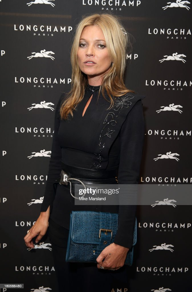 <a gi-track='captionPersonalityLinkClicked' href=/galleries/search?phrase=Kate+Moss&family=editorial&specificpeople=201830 ng-click='$event.stopPropagation()'>Kate Moss</a> attends the grand opening party of Longchamp Regent Streetat Longchamp on September 14, 2013 in London, England.