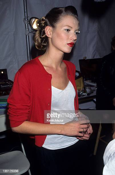 Kate Moss during Kate Moss File Photo's United States