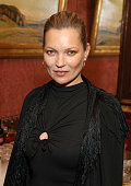 Edward Enninful and Kate Moss Host Private Dinner In...