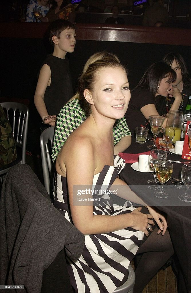Kate Moss, Nme Carling Awards 2003, At Po Na Na, Hammersmith, London