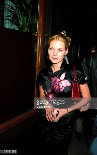 Kate Moss's Birthday Party Julie's Winebar London Katemossretro