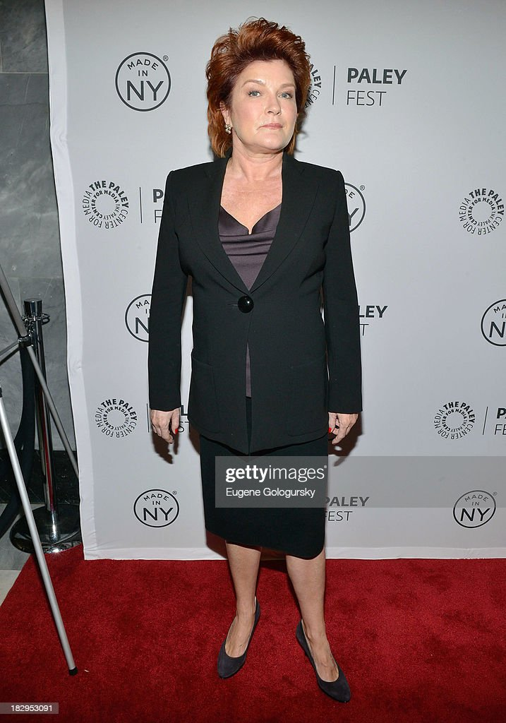 <a gi-track='captionPersonalityLinkClicked' href=/galleries/search?phrase=Kate+Mulgrew&family=editorial&specificpeople=233496 ng-click='$event.stopPropagation()'>Kate Mulgrew</a> attends 'Orange Is the New Black' during 2013 PaleyFest: Made In New York at The Paley Center for Media on October 2, 2013 in New York City.