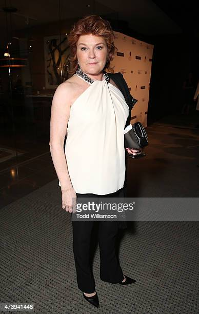 Kate Mulgrew attends the 10th Annual Global Women's Rights Awards at Pacific Design Center on May 18 2015 in West Hollywood California