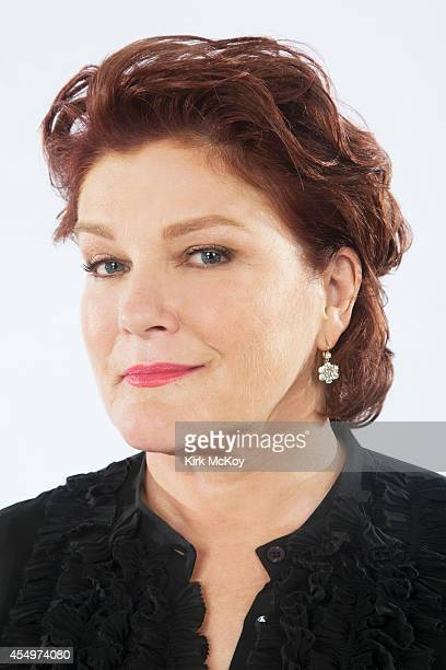 Kate Mulgrew is photographed for Los Angeles Times on August 25 2014 in Los Angeles California PUBLISHED IMAGE CREDIT MUST BE Kirk McKoy/Los Angeles...