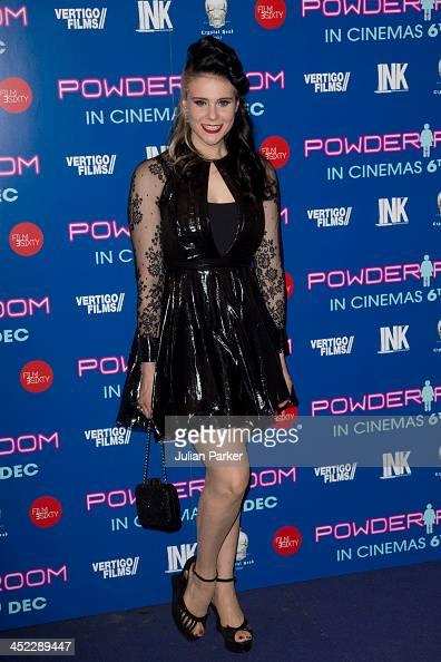Kate Nash attends the UK Premiere of 'Powder Room' at Cineworld Haymarket on November 27 2013 in London England