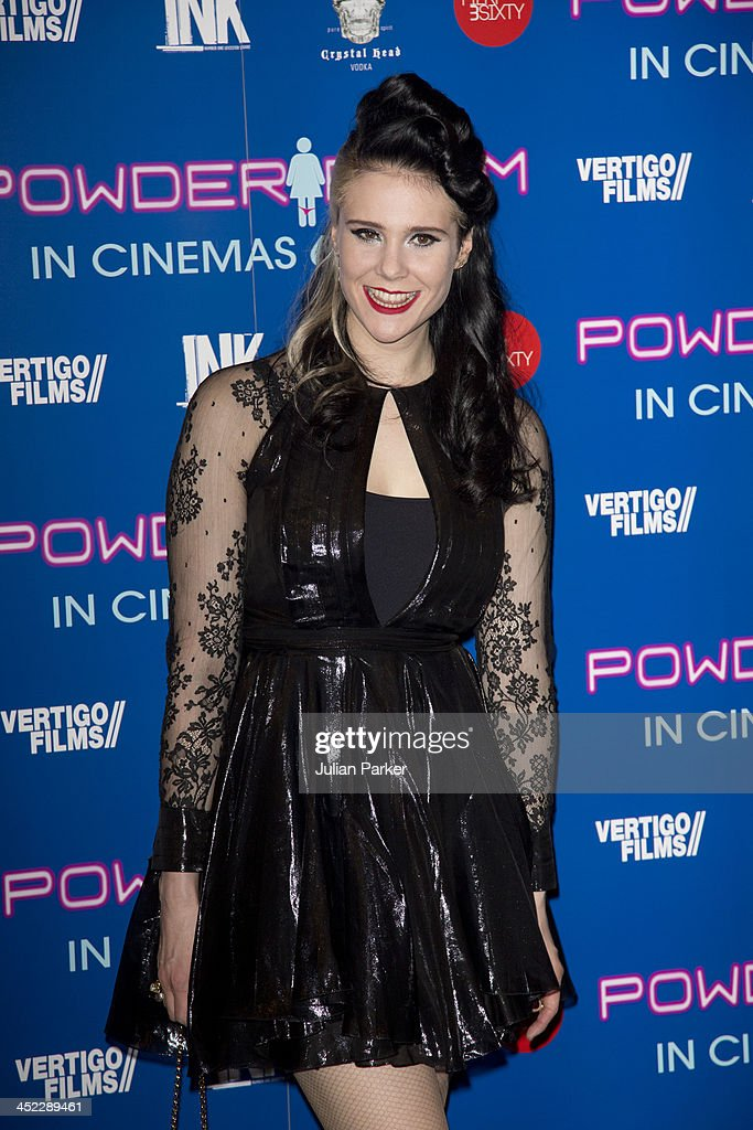 <a gi-track='captionPersonalityLinkClicked' href=/galleries/search?phrase=Kate+Nash&family=editorial&specificpeople=4337182 ng-click='$event.stopPropagation()'>Kate Nash</a> attends the UK Premiere of 'Powder Room' at Cineworld Haymarket on November 27, 2013 in London, England.