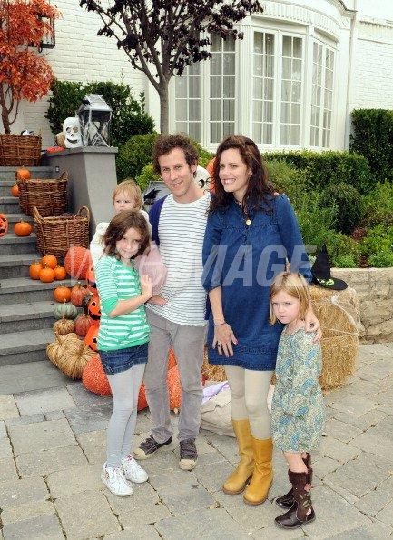 Kate Netto Goldie Priya Lee Ben Lee And Ione Skye Attend