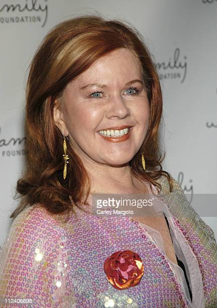 Kate Pierson of the B52's during We Are Family Foundation To Honor Sir Elton John Quincy Jones Tommy Hilfiger and The Comcast Family of Companies at...